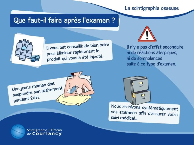 af5f47e4084 Scintigraphie Osseuse - L examen de scintigraphie des os et ...